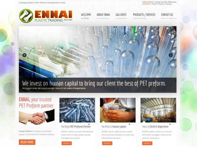 ENNAI Plastics Industry