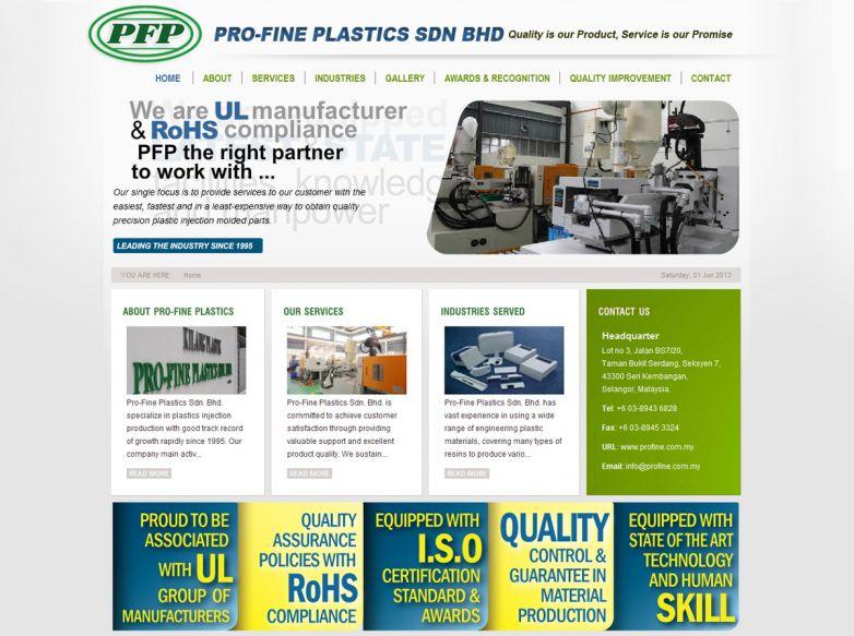 Profine Plastics
