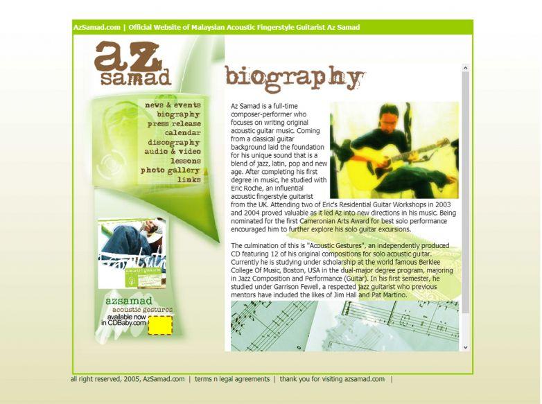 Az Samad | The Musician