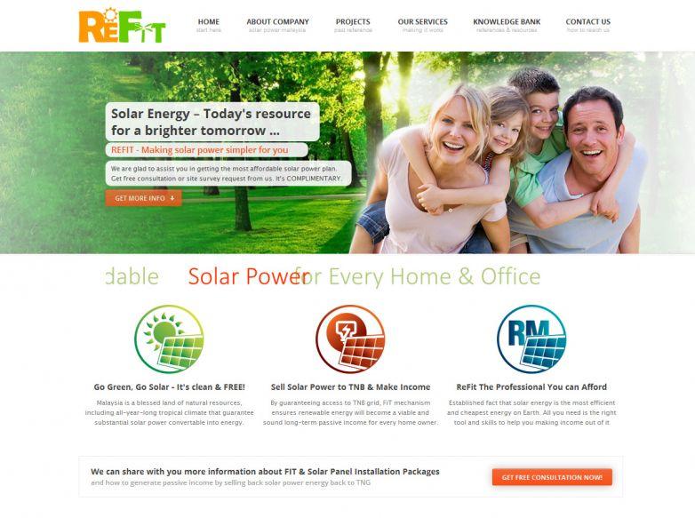 ReFIT Solar Industry